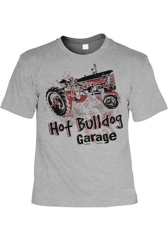 Der Trachtler T - Shirt mit Nackenband »Hot Bulldog« kaufen