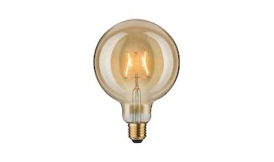 Paulmann LED-Leuchtmittel »Vintage Globe125 2,5W E27 Gold 1700K«, Extra-Warmweiß kaufen
