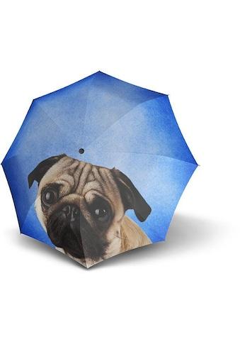 doppler® Taschenregenschirm »Lazy Dog« kaufen
