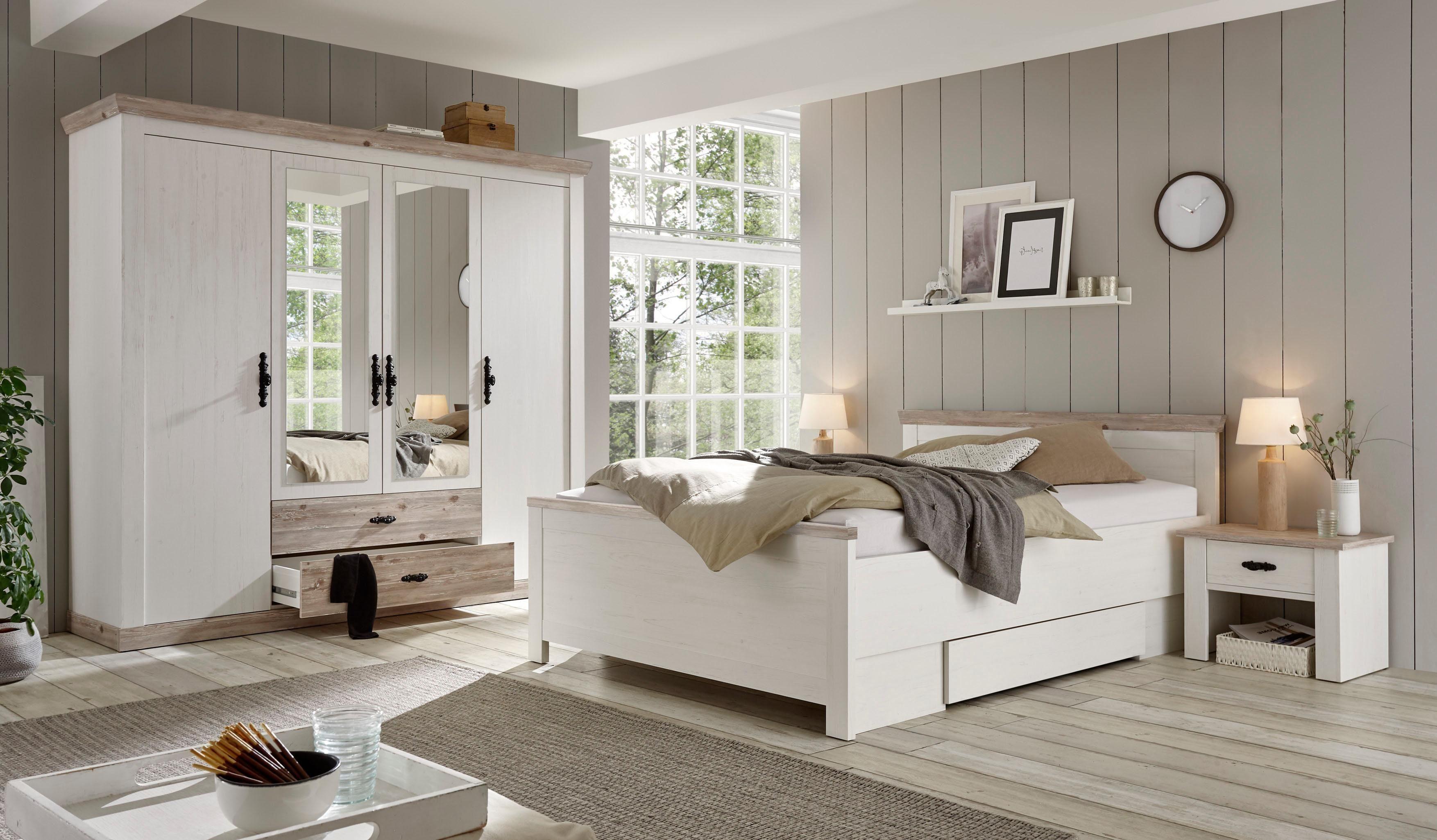 Home affaire Schlafzimmer-Set Florenz