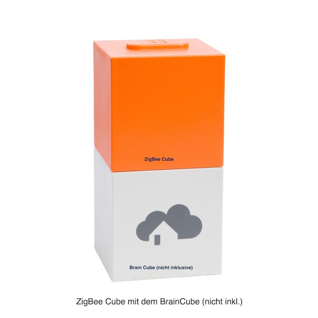 HOMEE Ausbaumodul zur Steuerung Zigbee-basierter Smart Home-Geräte »ZigBee Cube«