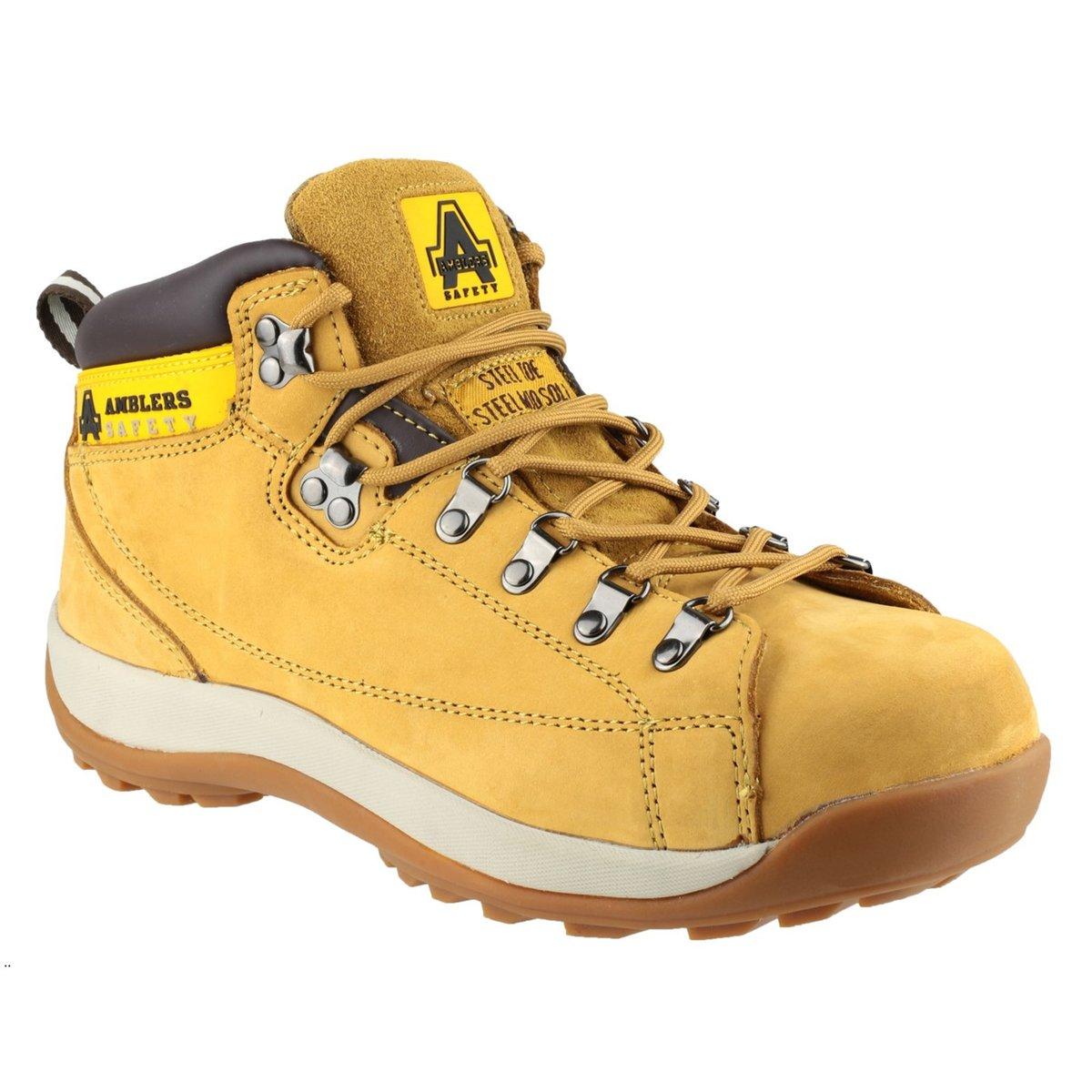 Amblers Safety Arbeitsschuh Steel Herren Sicherheitsstiefel / Sicherheitsschuhe FS122 Herrenmode/Schuhe/Komfortschuhe/Schnürschuhe