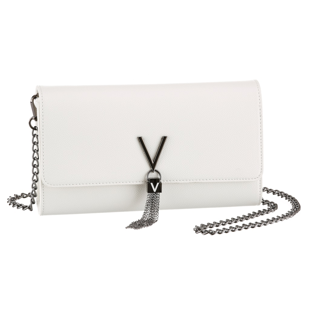 VALENTINO BAGS Clutch »Divina«, als Clutch oder an der Schulter tragbar