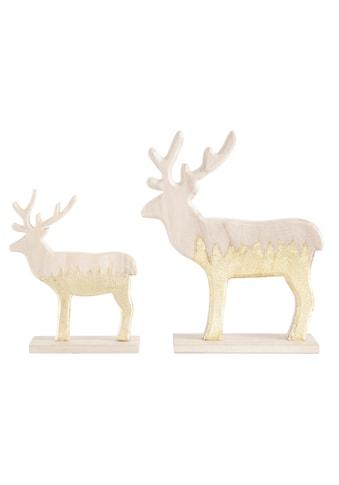 CHRISTMAS GOODS by Inge Tierfigur »Rentier« kaufen