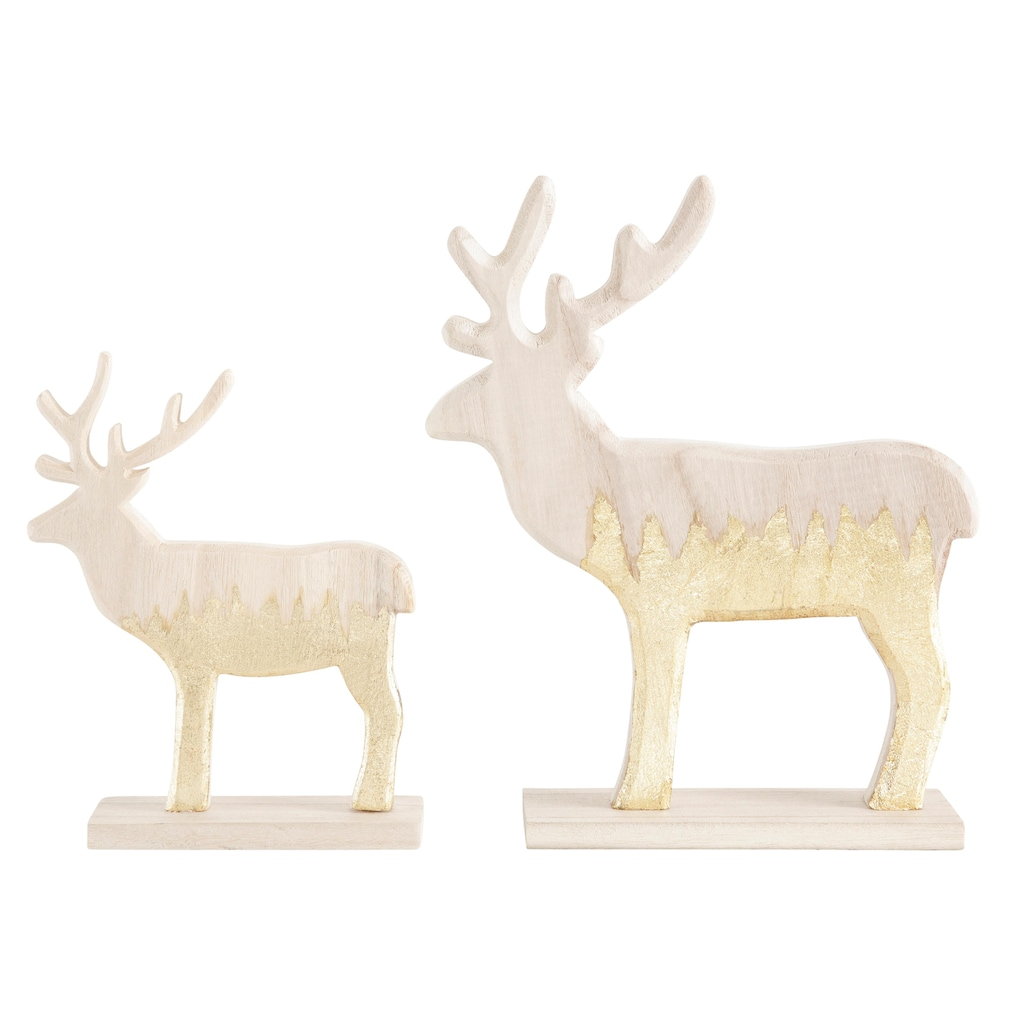 CHRISTMAS GOODS by Inge Tierfigur »Rentier«