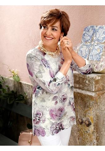 Paola Spitzenshirt, mit Arm zum Krempeln kaufen