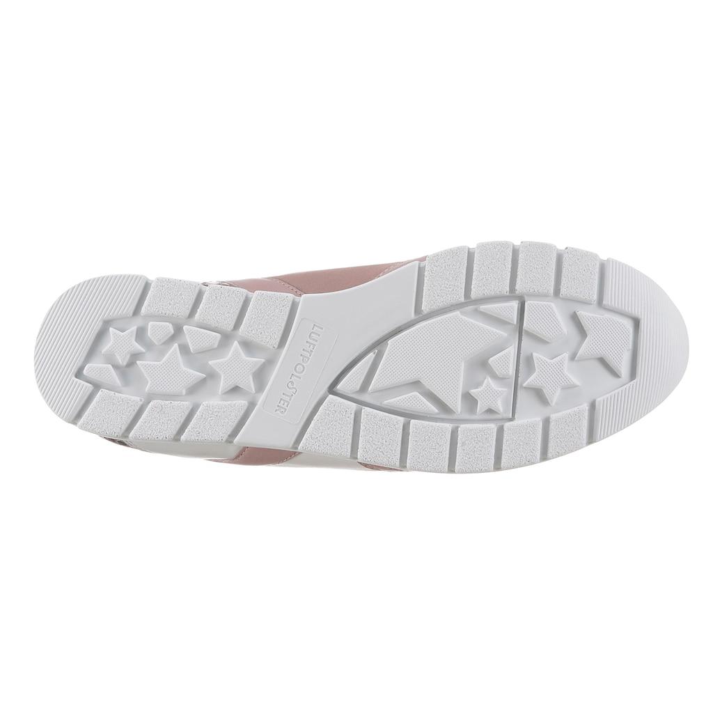 Semler Keilsneaker »SILVIA«, mit Besatz in Metallicoptik