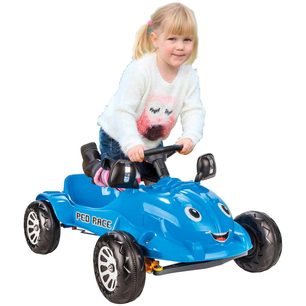 Jamara Tretfahrzeug »Tretauto Ped Race«, für Kinder ab 2 Jahren