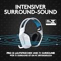 Logitech G Gaming-Headset »G733«, Mikrofon abnehmbar