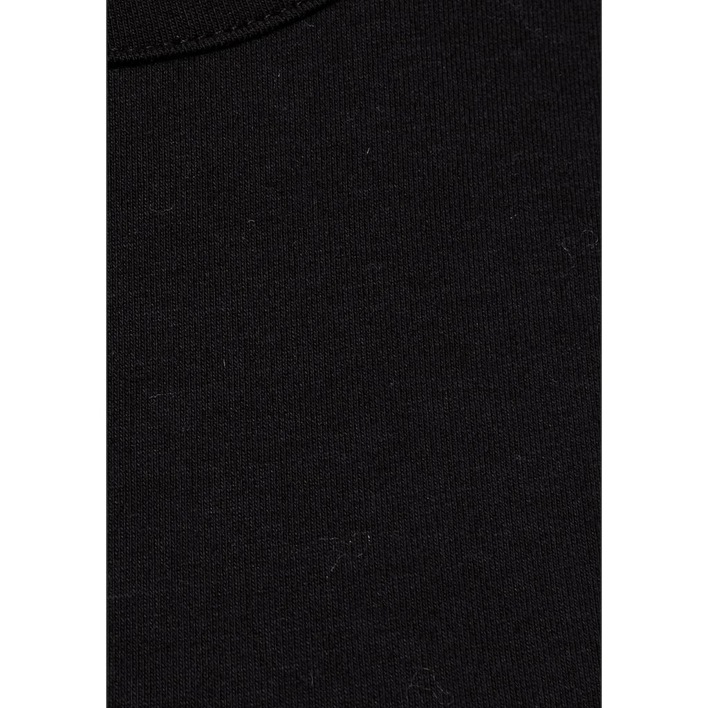 AJC Shirtbody, uni aus elastischer, formstabiler Qualität