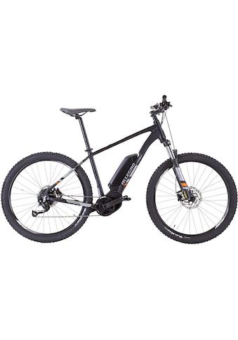 ALLEGRO E-Bike »E MTB X Cross«, 9 Gang, Shimano, Altus, Mittelmotor 250 W kaufen