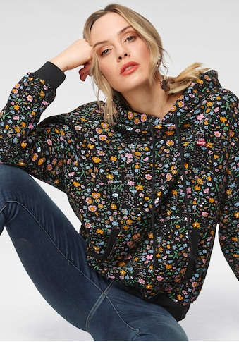 Levi's® Kapuzensweatshirt »unbasic Hoodie millefleur« kaufen