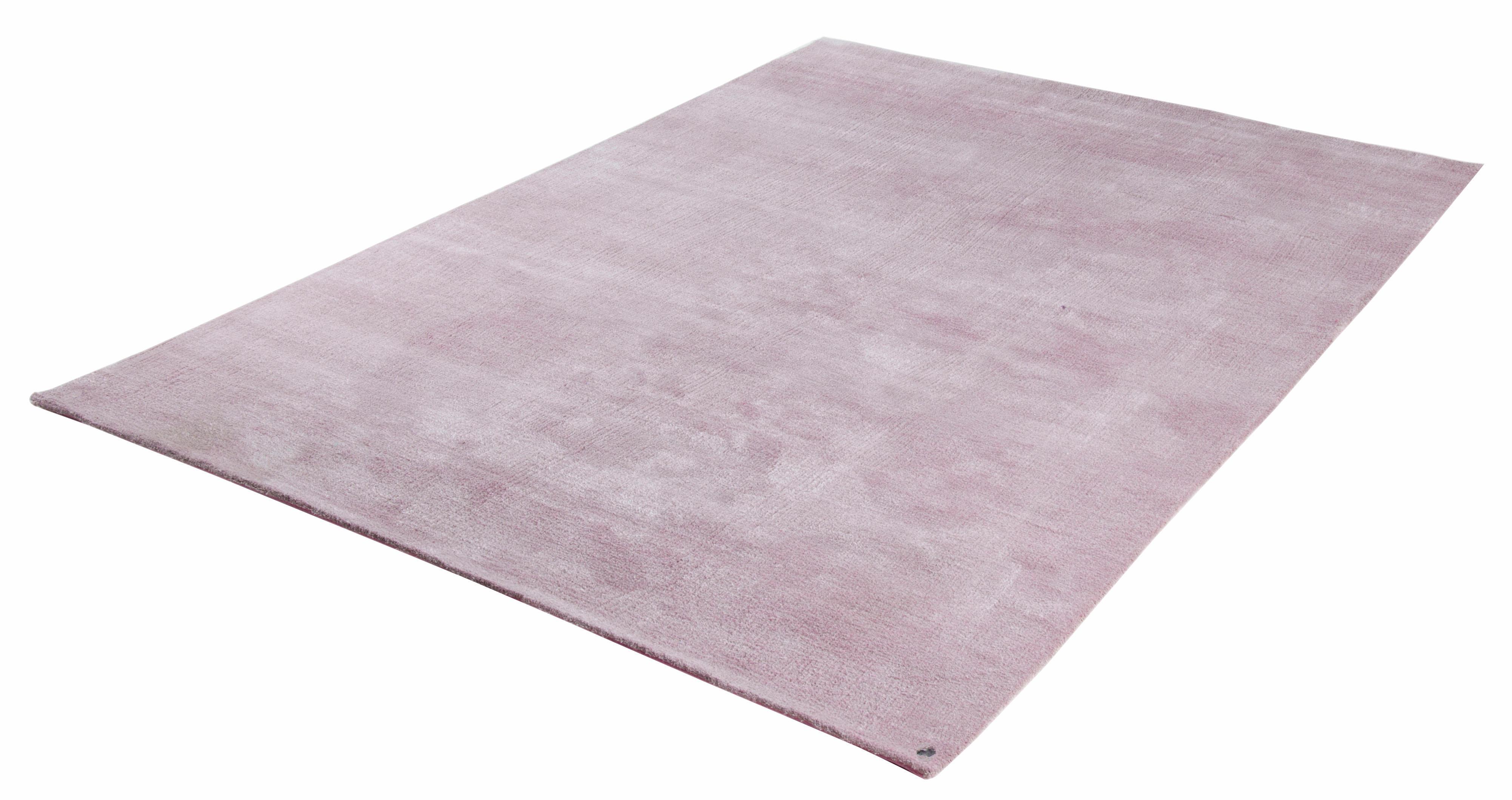 Teppich Powder uni TOM TAILOR rechteckig Höhe 12 mm handgetuftet