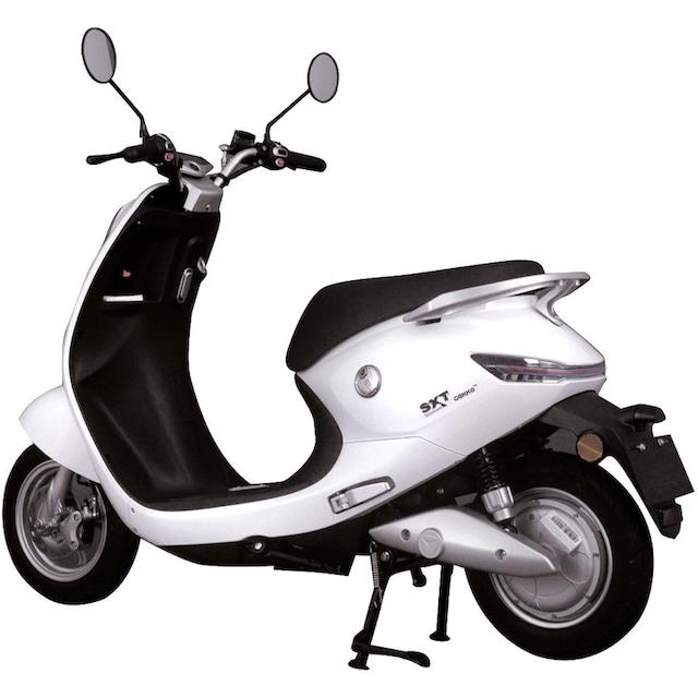 SXT Scooters E-Motorroller »SXT Gekko V3«, 45 km/h