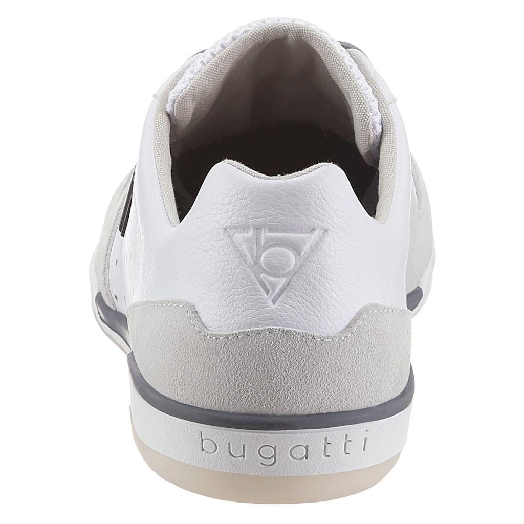 bugatti Sneaker »SOLAR EXKO«, mit seitlichem Logoemblem