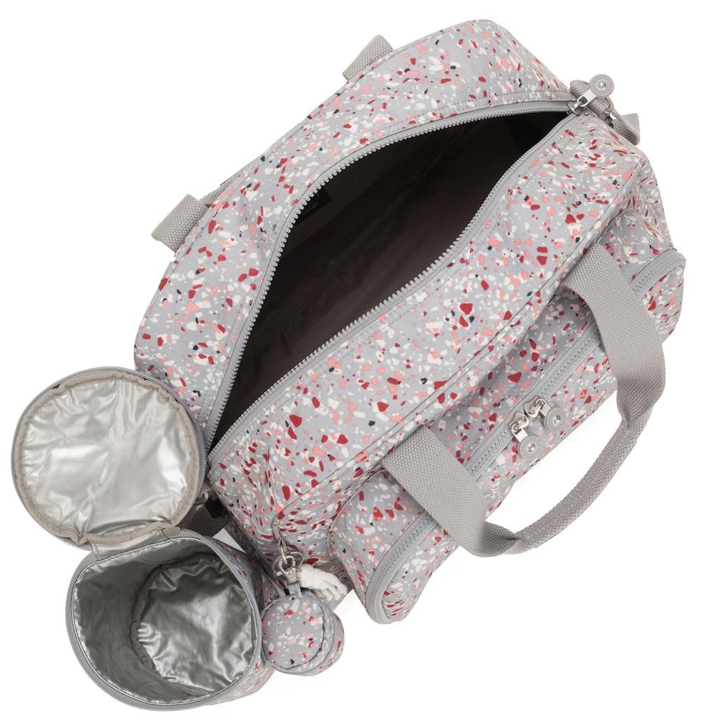 KIPLING Wickeltasche »Camama, Speckled«, mit Wickelauflage, Flaschen- und Schnullerhalter