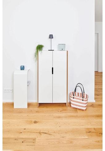 Tojo Mehrzweckschrank »flachmann klein«, Höhe 130,8 cm kaufen