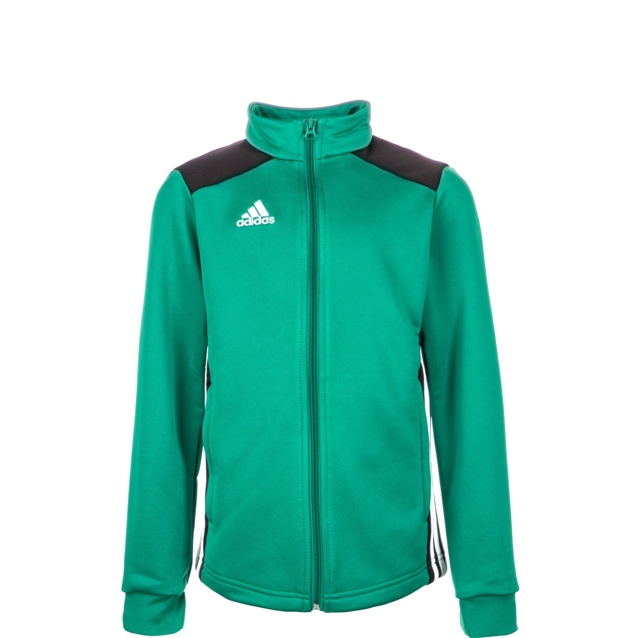 adidas Performance Sweatshirt Regista 18, grün, Kinder