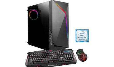 Hyrican »Onyx 6511« Gaming - PC (Intel, Core i5, GTX 1650 SUPER, Luftkühlung) kaufen