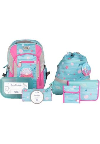 SCHOOL-MOOD® Schulrucksack »Loop Air+, Lilly«, retroreflektierende Flächen, mit... kaufen