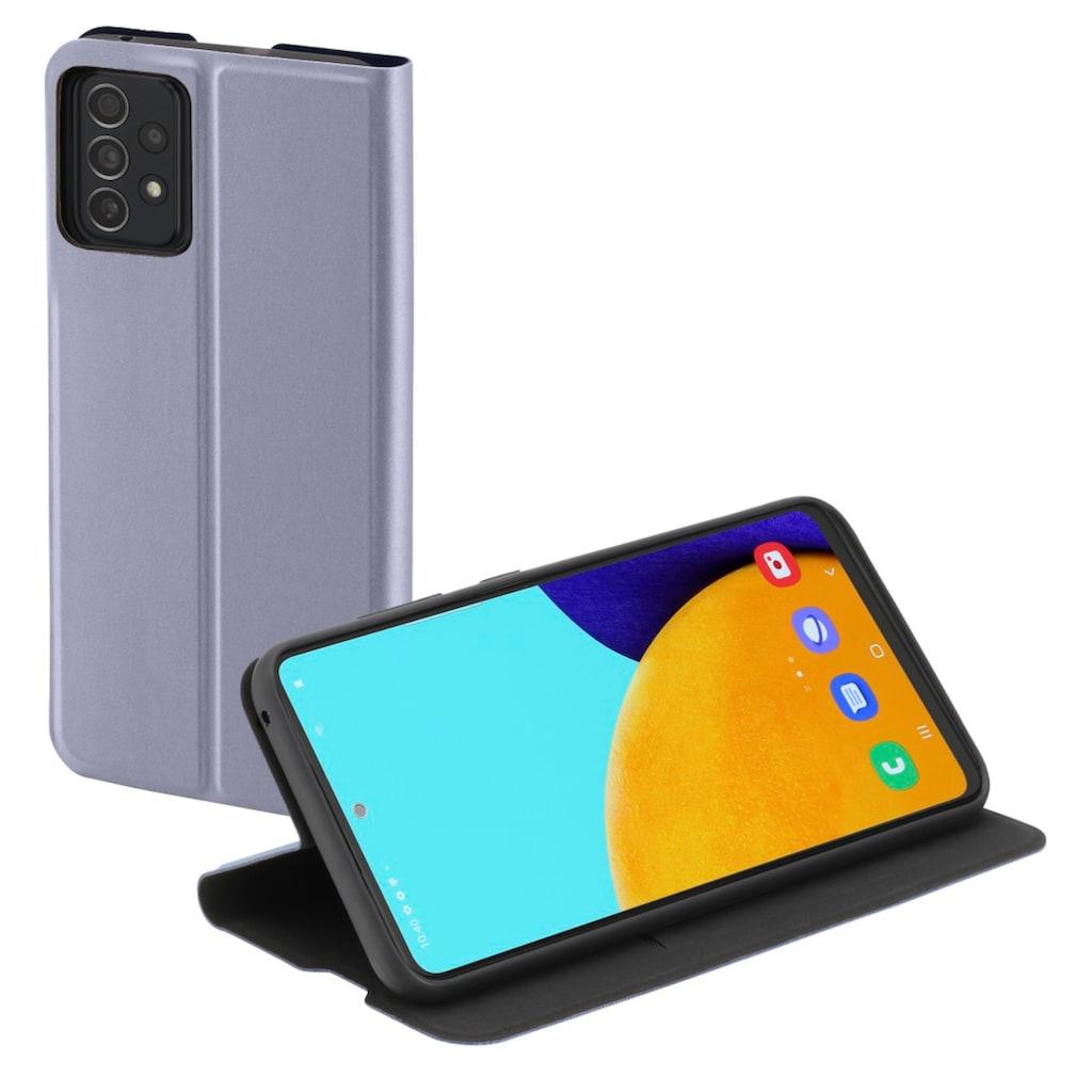 """Hama Smartphone-Hülle »Smartphone Booklet Tasche«, """"Single2.0"""" für Samsung Galaxy A52 5G"""