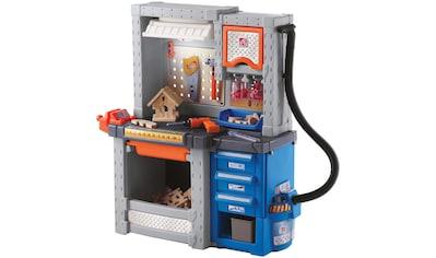 STEP2 Set: Kinder - Werkbank »Deluxe«, BxLxH: 86x38x104 cm kaufen
