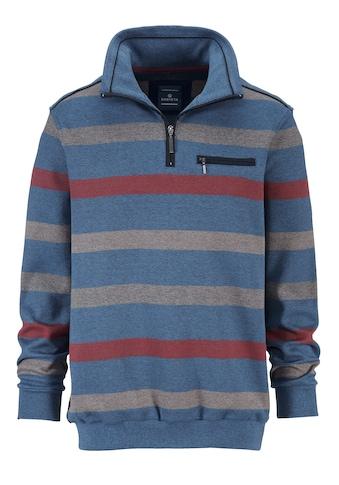 Babista Sweatshirt in Melangé - Optik kaufen