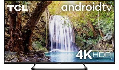 TCL 50EP680 LED - Fernseher (126 cm / (50 Zoll), 4K Ultra HD, Smart - TV kaufen