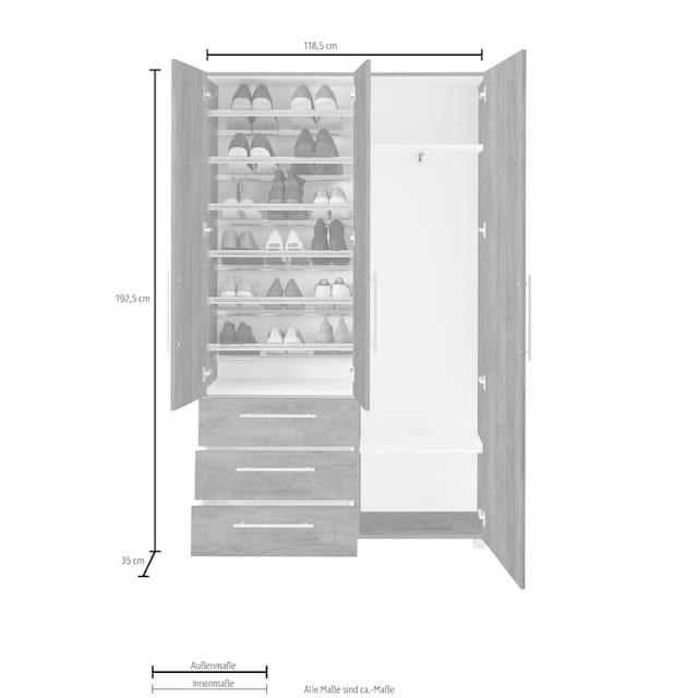 Schildmeyer Garderobenschrank »Danu«