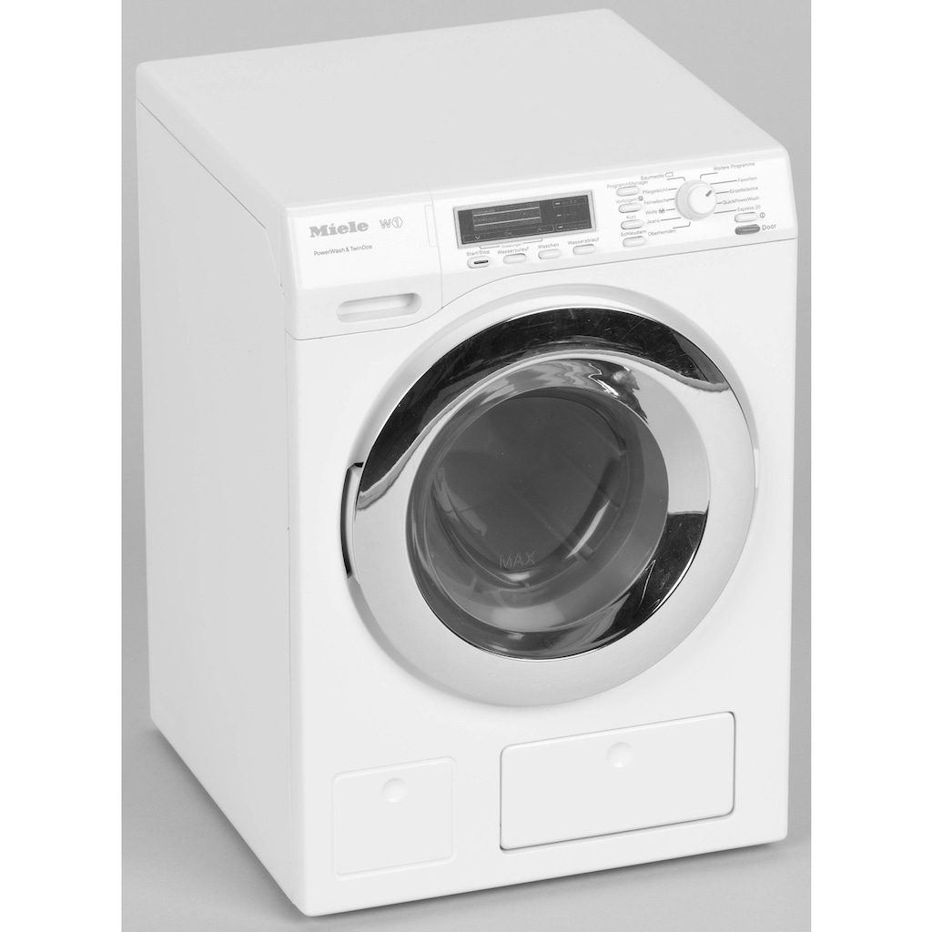 """Klein Kinder-Waschmaschine """"Miele Waschmaschine"""""""