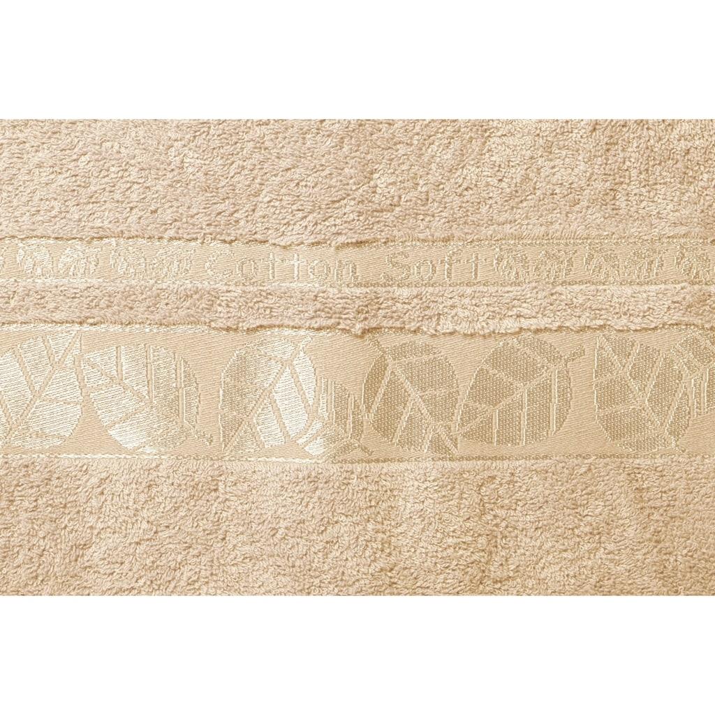 Way of Glory Handtuch, (2 St.), aus reiner Baumwolle
