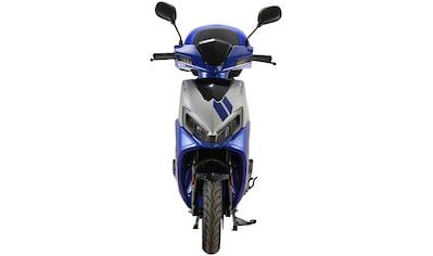 GT UNION Mofaroller »Sonic X 25«, 50 cm³, 25 km/h, Euro 5, 2,7 PS, mit Topcase kaufen