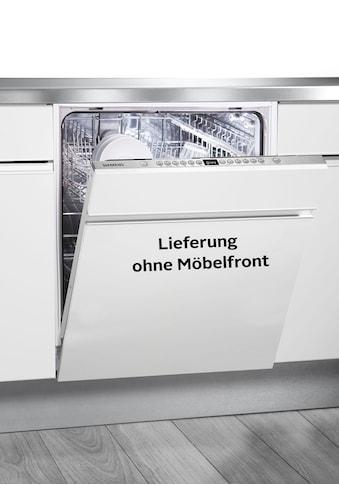 SIEMENS vollintegrierbarer Geschirrspüler iQ300, 9,5 Liter, 12 Maßgedecke kaufen