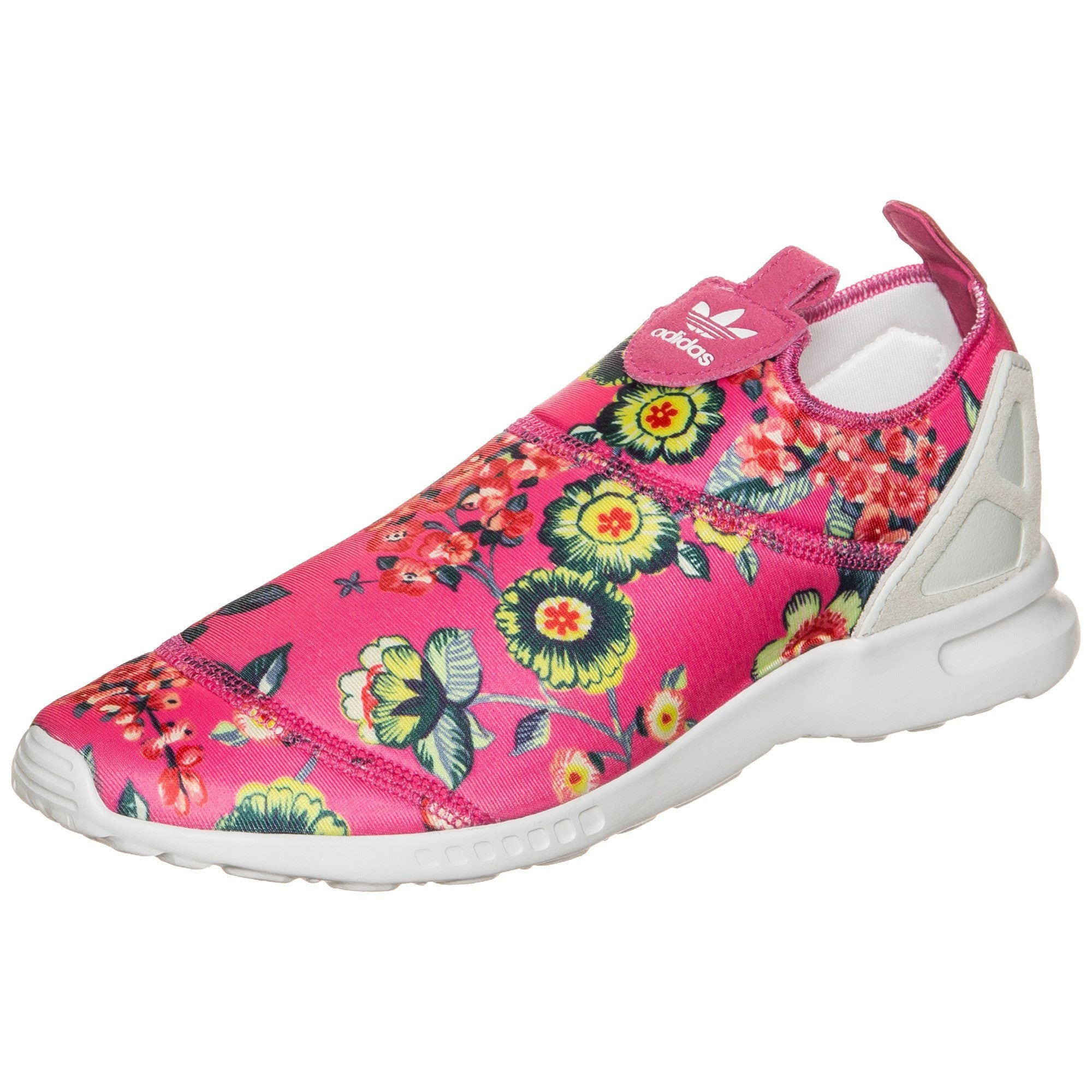 7e1dad40f82142 Bildquelle  adidas Originals ZX Flux Smooth Slip-On Sneaker Damen.  Kundenbetreuung per Telefon
