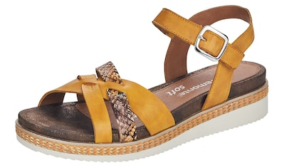Remonte Sandalette, mit überkreuzten Riemchen kaufen