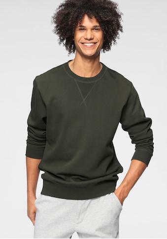 OTTO products Sweatshirt, aus zertifizierter Bio-Baumwolle kaufen