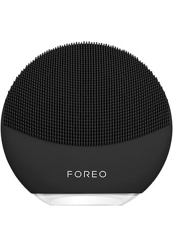 FOREO Elektrische Gesichtsreinigungsbürste »LUNA mini 3«, für alle Hauttypen kaufen