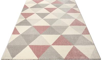 Teppich, »Sarina«, my home, rechteckig, Höhe 14 mm, maschinell gewebt kaufen