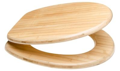 SANILO WC - Sitz »Bambus« kaufen