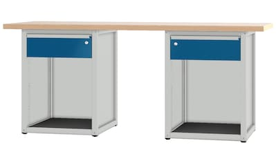 PADOR Werkbank »41 S 1.0.41 S 1/20 R«, B/T/H: 200x70x85,5 cm kaufen