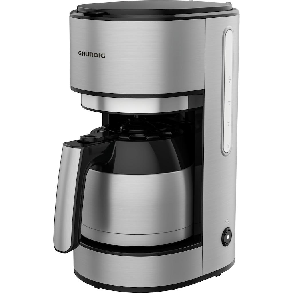 Grundig Filterkaffeemaschine KM 5620 T