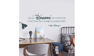 Wall-Art Wandtattoo »All our dreams Leuchtsterne« kaufen