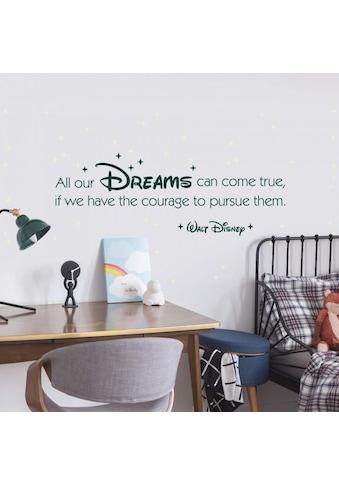 Wall - Art Wandtattoo »All our dreams Leuchtsterne« (1 Stück) kaufen