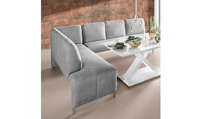 exxpo - sofa fashion Eckbank »Intenso«, Frei im Raum stellbar kaufen