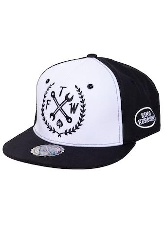 KingKerosin Baseball Cap »FTW« kaufen