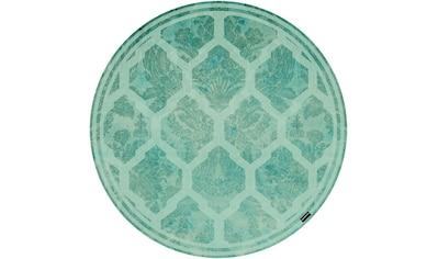MYSPOTTI Packung: Vinylbodenmatte »Cui«, rund, wasserfest und statisch haftend kaufen