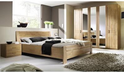 rauch BLACK Schlafzimmer-Set »Sitara«, (Set, 4 tlg.) kaufen