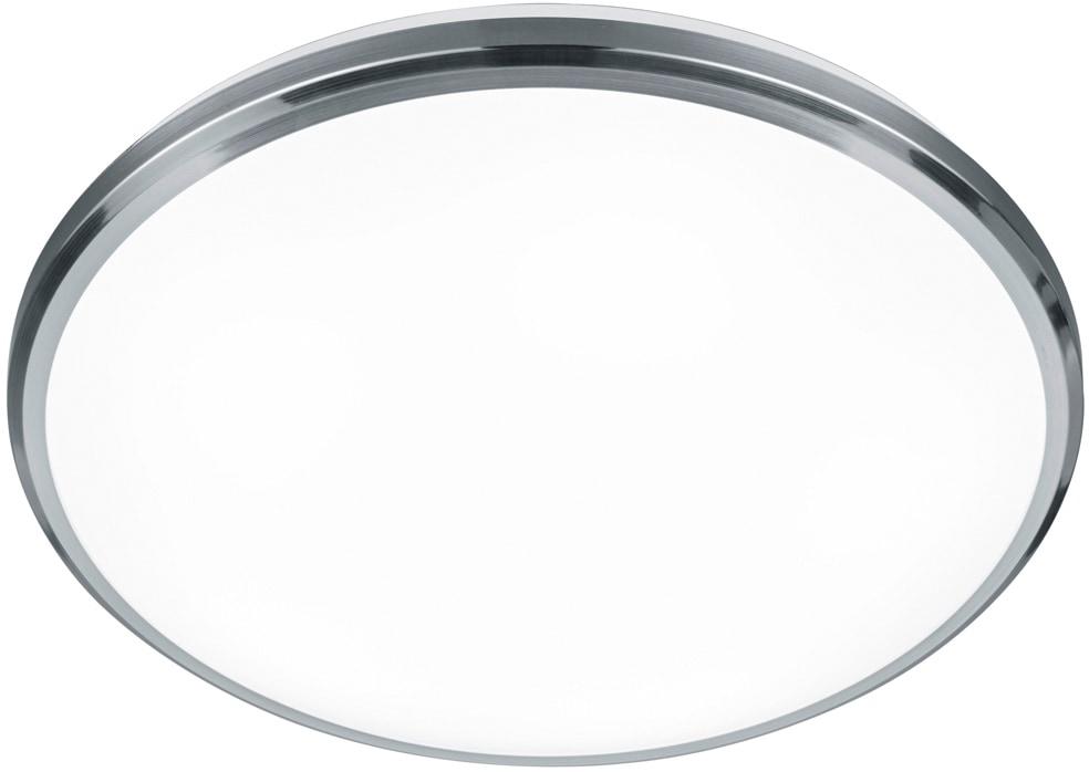 TRIO Leuchten LED Deckenleuchte CONTENDER, LED-Board, LED Deckenlampe