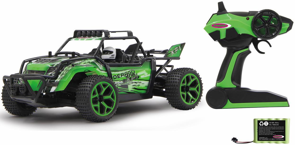 JAMARA RC Auto Komplettset, »Derago XP1 4WD, 1:...
