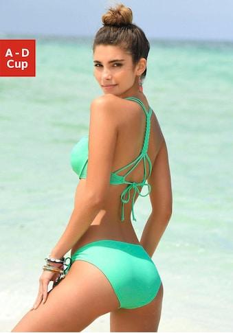 Buffalo Push-Up-Bikini, mit geflochtenem Rückendetail kaufen
